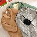 пальто женское Шерстяные женские пальто вышивка ретро искусство прекрасный ветровка куртка осень зима негабаритных пастель корейский harajuku стиль моды
