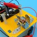 Diy principio motor experimento a explorar ciencia y tecnología física conocimiento práctica 00184
