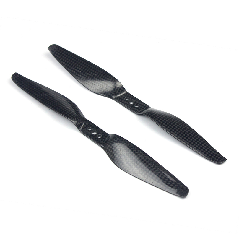 JMT 9055 1055 1155 1255 1355 1455 1555 3K Carbon Fiber Propellers CW CCW CF Props Con For T-Motor Multicopter Quadcopter