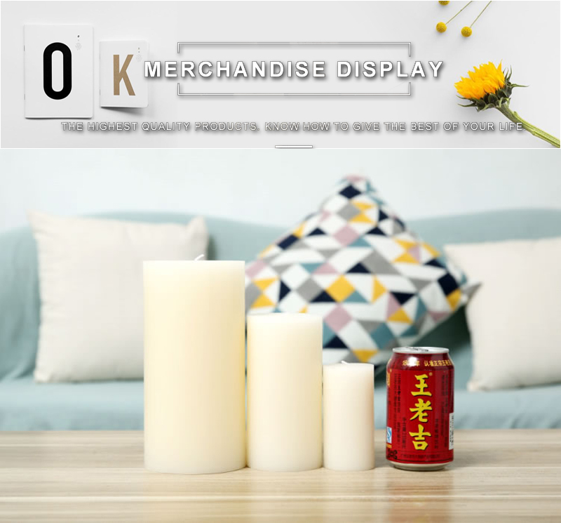 White Candle  (7)