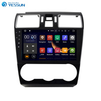 YESSUN Android Radio Car Player For Subaru Forester 2013 2016 Stereo Radio Multimedia GPS Navigation With