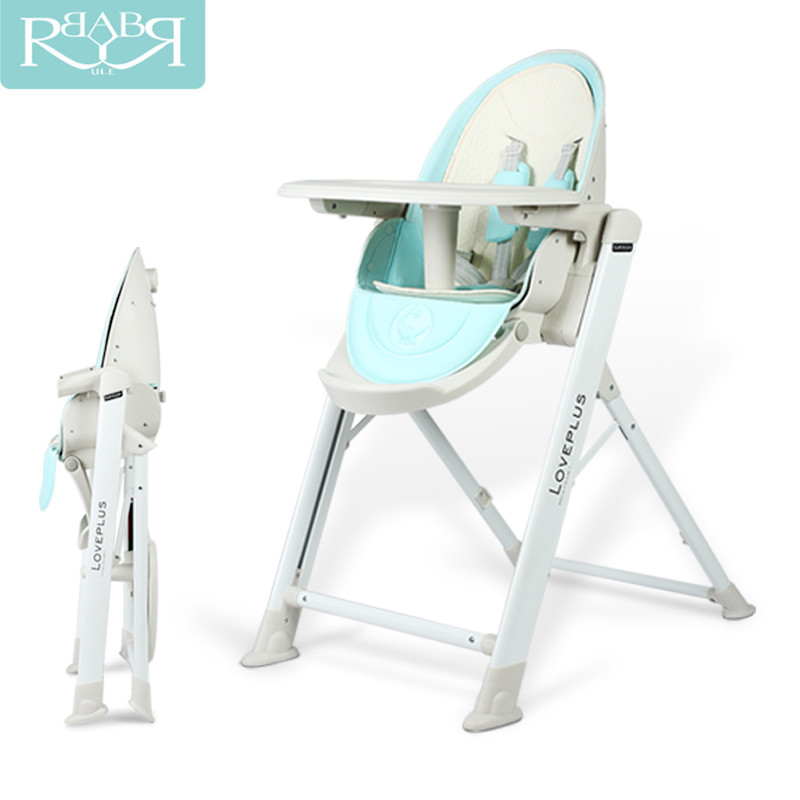 Russian Free Shipping Plastic Chair for babies A Chair For Feeding Adjustable Multifunction Foldable Baby Seat Dining Highchair free shipping russian
