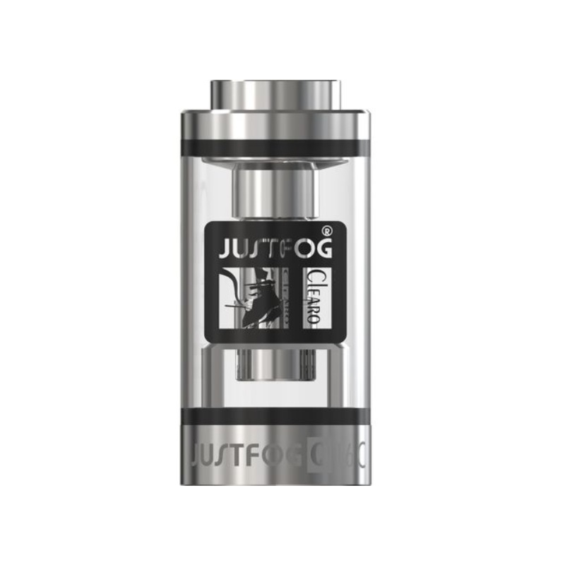Original JUSTFOG Q16C Pyrex Glass Tube For JUSTFOG Q16C Atomizer With 1.9ml Capacity Electronic Cigarette