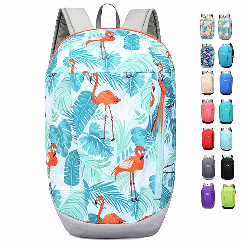 10L Waterproof Sport Backpack Men Light Weight Hiking Backpack Women Travel Bag Laptop Camping Backpacks School Bag For Teenager