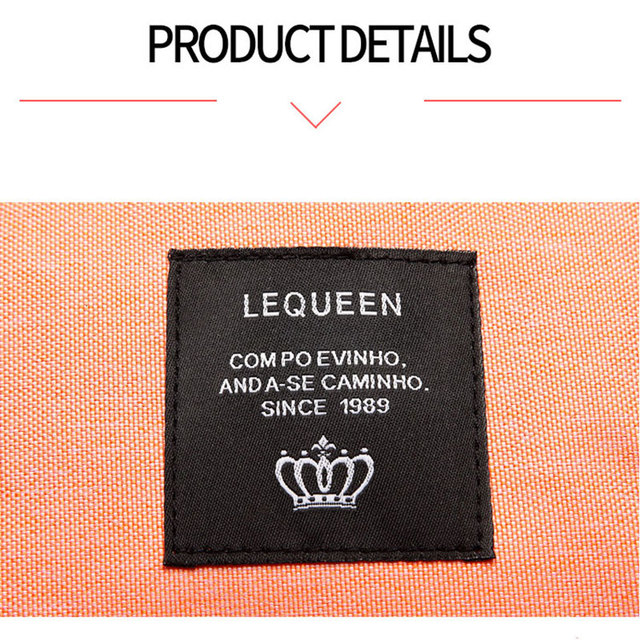 Lequeen Fashion Mummy Maternity Nappy Bag Brand Large Capacity Baby Bag Travel Backpack Designer Nursing Bag for Baby Care