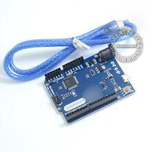 Leonardo R3 development board Board + USB Cable compatible for arduino (with logo)