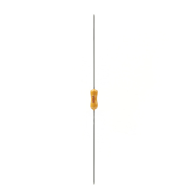 Areyourshop Yellow Ceramic Resistor Fuse Time-Lag Metal Axial Lead Fuse 2.4x7mm 10/40Pcs New Arrival Resistor Fuses