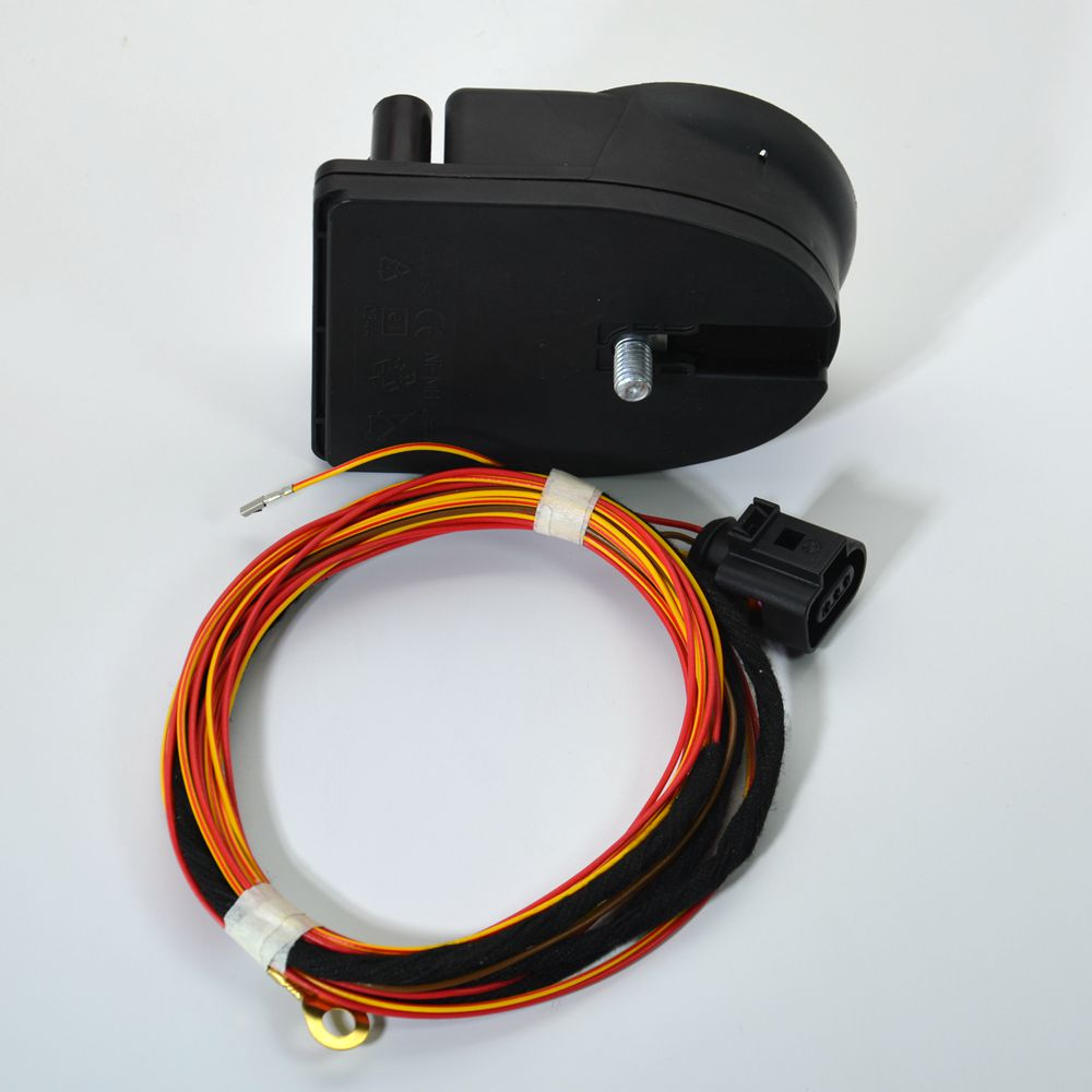 Image 2 - 1 2 Pcs OEM Car Security Alarm Speaker/Horn For VW golf 6 mk6 PASSAT B6 TIGUAN CC Octavia Touareg 1K0 951 605 C 1K0951605C-in Multi-tone & Claxon Horns from Automobiles & Motorcycles