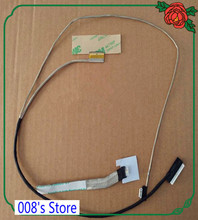 New Notebook Screen LCD LVDS Flex Video Cable Fit For Lenovo Y40P Y40P-70 Y40P-80 Laptop Display Connector
