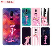 Pink Panther Phone Back Case for OnePlus 7 Pro 6 6T 5 5T 3 3T 7Pro Art Gift Patterned Customized Cases Cover Coque Capa Shell
