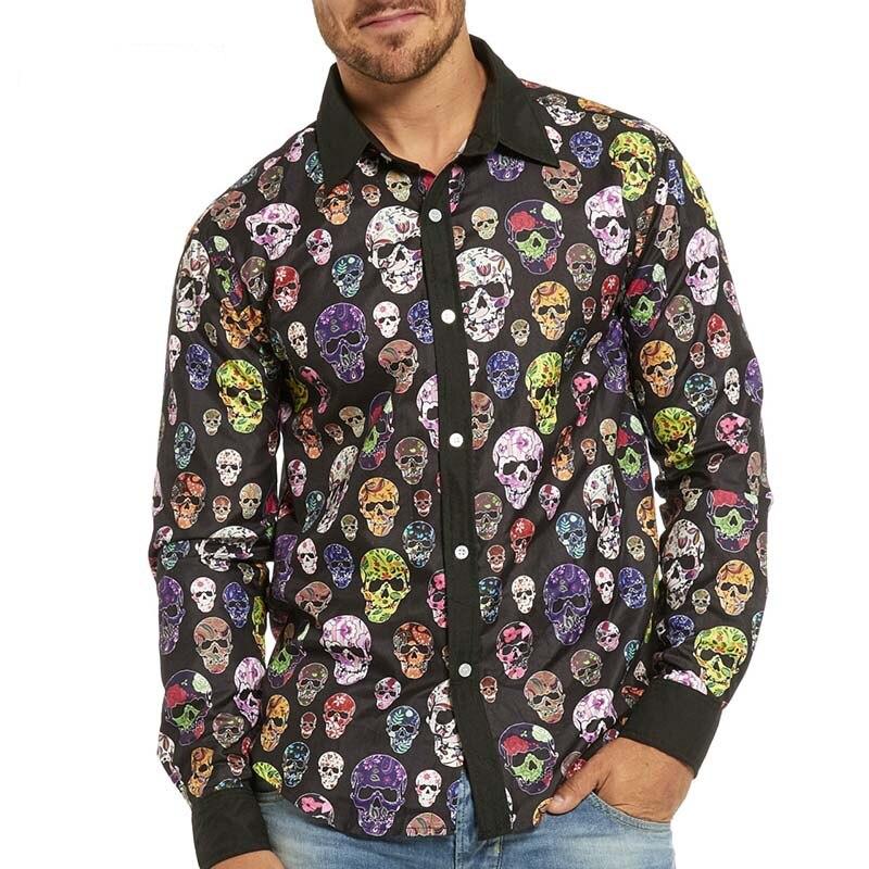 Patterned Dress Shirts for Men Promotion-Shop for Promotional ...