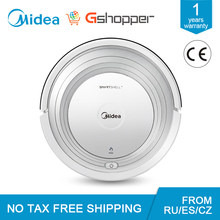 Midea MR01 Robot Vacuum Cleaner Remote Control Multi-Mode Anti Benturan dan Jatuh Diri Pengisian(China)