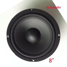 HiFi system full range  speaker, 8inch  8 Ohm 400watts midrange Hifi end theater Karaok audio louder  subwoofer speaker box 12 inch powerful louder speakers 80watts pa hifi audio speaker for home system full range karaok hi end speaker