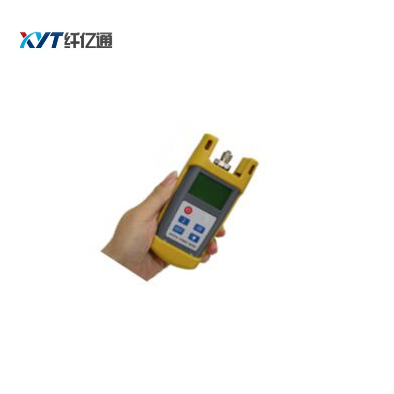 Mini Handheld optical power meter test range from -50~+26Mini Handheld optical power meter test range from -50~+26