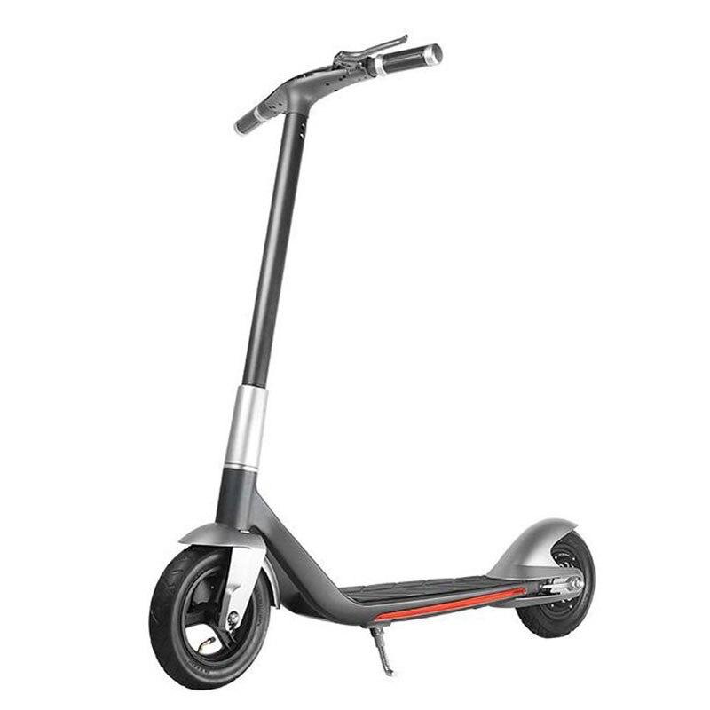 Mini 10 pouces Scooter électrique intelligent électrique Hoverboard planche à roulettes 2 roues Scooter électrique pliable adulte Scooter Long conseil