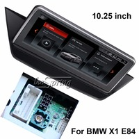 10.25Touch 2G RAM 32G ROM Android 7.1 Car GPS Navigation for BMW X1 E84 2009 2015 Radio Audio Stereo MP5 Player Bluetooth WIFI