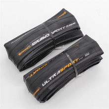 1pcs Continental ULTRA SPORT II Sport RACE 700*23/25C 28c Road Bike Tire Foldable Bicycle Tyres GRAND Sport RACE