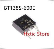 10 adet/grup BT138S 600E BT138S 600 IÇIN 252 TRIAKLAR HASSAS KAPıSı DPAK BT138S600E BT138