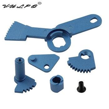 цена на VULPO Metal Selector Switch for Airsoft AK AK47 AK74 series AEG Marui CYMA JG ARES Matrix-Free shipping