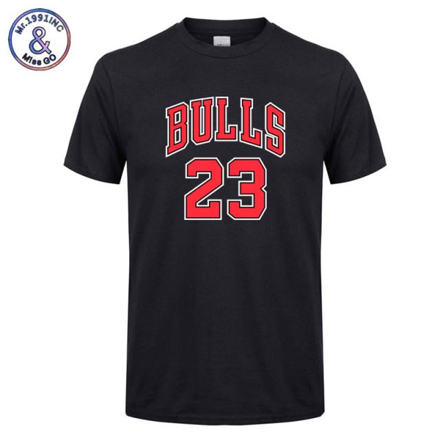 8ec1713b1ce96f bulls 23 jersey t shirt Men Women 2018 summer Hot Sale New Print Tee Jordan  23 T-Shirt Cotton Hip Hop Short Sleeve tops tees