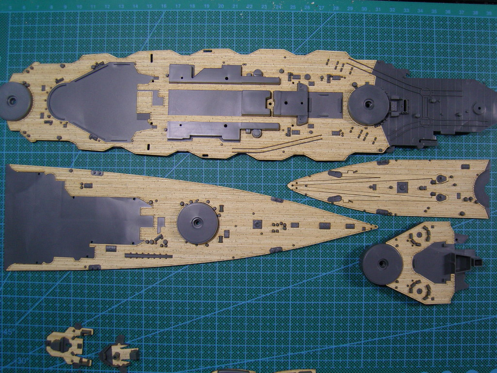 ARTWOX agency Aoshima 041178 battleship diamond Japanese wood deck AW10015 цена