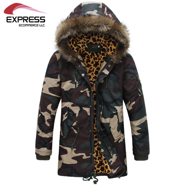 Free shipping 2015 autumn and winter explosion models men Korean Slim camouflage jacket coat