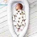 Новый белый высокое качество мягкой комбинезон весна и осень детская одежда для новорожденных девушки комбинезон одежда для новорожденных детская одежда
