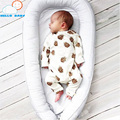 Nuevo blanco de alta calidad suave de los mamelucos de primavera y autunm ropa de bebé para recién nacido niña mono ropa de recién nacido ropa de niños