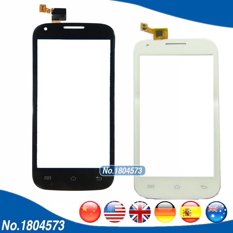 4.0 IQ 4406 Touchscreen Sensor For Fly IQ4406 ERA Nano 6 Touch Screen Panel Digitizer Front Glass 1PC/Lot