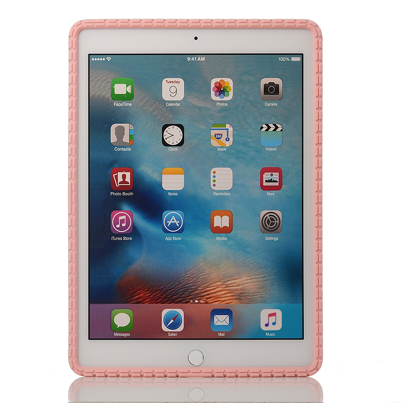 Kids Drop Resistance Silicone Soft Case For IPad Pro 9.7 Heavy Duty Rugged Shockproof Cover For IPad Pro 9.7 inch Tablet coque case for ipad pro 10 5 durable heavy duty 3 in 1 hybrid rugged cases shockproof cover capa for ipad pro 10 5 inch tablet