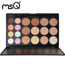 MSQ Professional 20Colors Foundation Cosmetics Concealer Palette For Fashion Woman