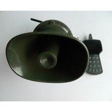PDDHKK Охота диких животных манок дистанционное управление открытый MP3 Птица Звуковое устройство для пения животных, более 400 звуков
