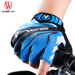 SAVA 2018 lycra cycle cycling gloves half-finger men road bike bicycle glove breathable washable spring summer outdoor sports