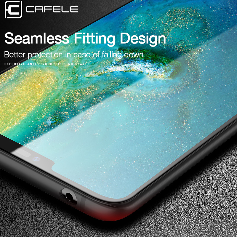 Original CAFELE Phone Case for Huawei Mate 10 20 Pro P20 pro Ultra thin Matte PP Mobile Phone Luxury Back Shell for Huawei Case