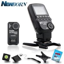 Godox XT32C 2.4G Wireless HSS 1/8000s Flash Trigger+XTR 16 for X1C X1N XT 16 Transmitter Trigger &AD360/DE/QT/DP/QS/GS/GT Series