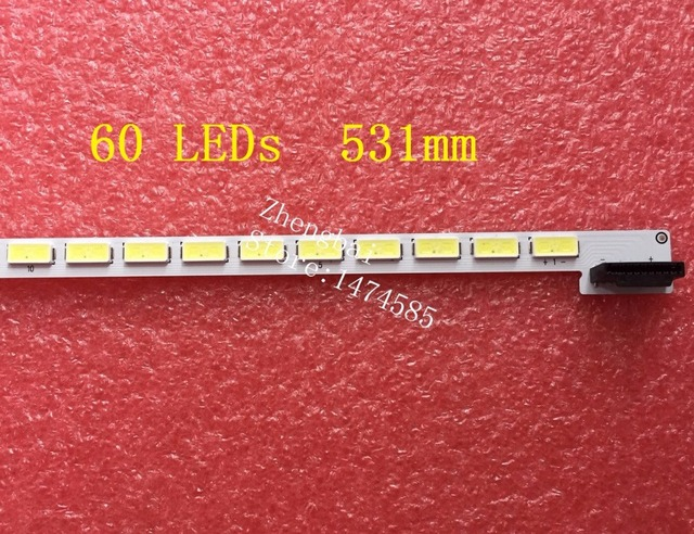 """5 шт. Новый 42 """"6922L-0016A LC420EUN светодиодная подсветка для бара 6916L01113A 6920L-0001C 60 Светодиодный s 531 мм"""