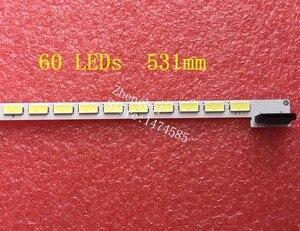 """Image 1 - 5 PCS New 42"""" 6922L 0016A LC420EUN LED backlight bar 6916L01113A 6920L 0001C 60 LEDs 531MM"""