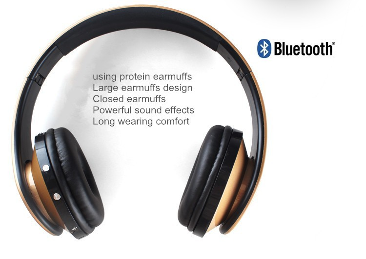 Wireless Bluetooth Headphones Portable Mp3 Player Earphone For Iphone Samsung Xiaomi Bests Studio Use Stereo Headset Support SD Card (7)