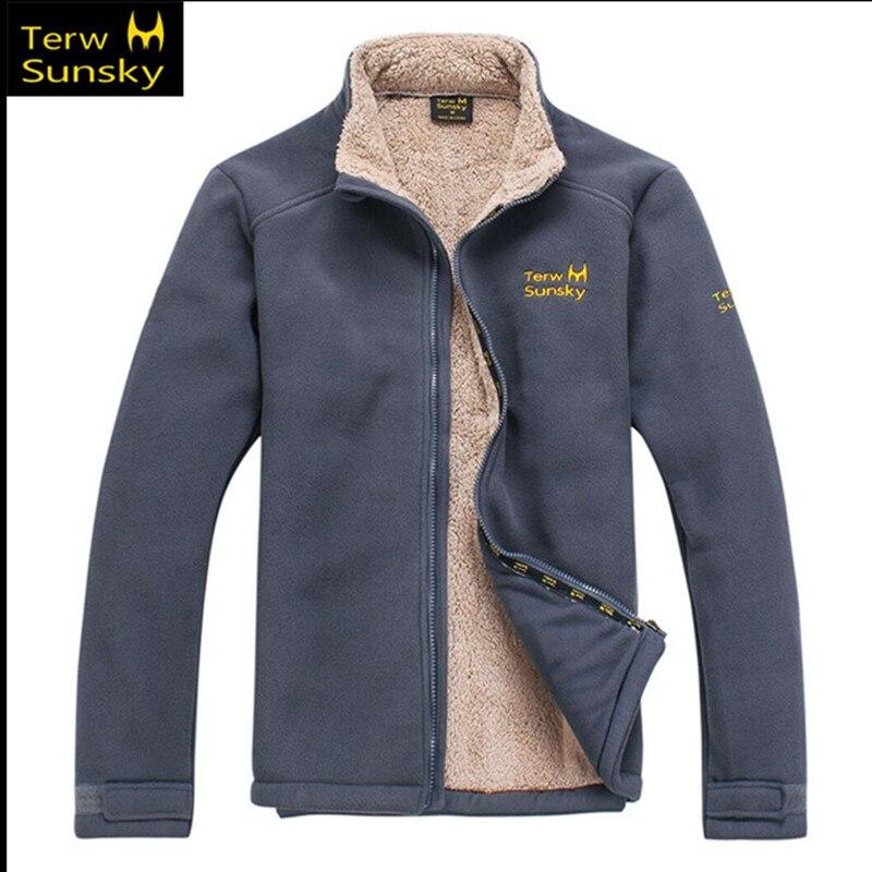 Wind Resistant Fleece Jacket | Fit Jacket