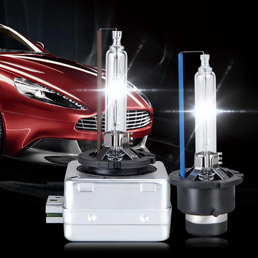 Автомобиль мигает D1S D2S D3S D4S HID лампы CBI Ксеноновые фары лампы D1 D2 D3 D4 D1R D2R D3R d4r фары свет 4300 K 6000 K 8000 K