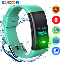 IP68 Smart Band Bracelet Watch Blood Pressure Oxygen Heart Rate Monitor Wristband Ladies Reloj Inteligente For