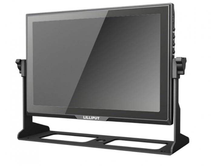 Lilliput FA1014/S 10.1 Inch 3G-SDI DSLR HD Monitor,1280x800,3G-SDI/HDMI/VGA Input,3G-SDI Output,800:1