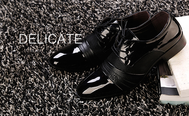 Lace up Elegant Dress Shoes