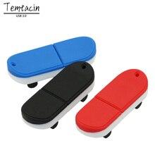 Skateboard USB 3.0 USB Flash Drive 4GB 8GB 16 GB 32GB 64GB USB Drive USB Stick Thumb Drive Memory Stick