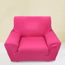 Universal 7 Farben Polyester Staubdicht Weiche Sofa Abdeckung Ausdehnung Einzel Sitzkissen Schonbezug Stuhlabdeckung Möbel Schutz