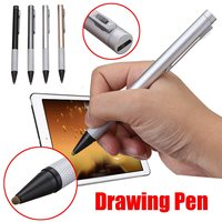 4 Colors Rechargeable 1 9mm Capacitive Active Touch Stylus Drawing Pen Pen Tip For IPad Tablet