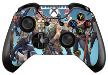 1pc Fortnite Pores and skin Sticker Decal For Microsoft Xbox one Sport Controller Skins Stickers for Xbox one Controller Vinyl