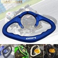For SUZUKI GSR 600 GSR 750 gsxr 600 sv650 Motorcycle Passenger Handgrips Hand Grip Tank Grab Bar Handles Armrest