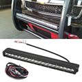 21 Дюймов 100 Вт Offroad светодиодные Бар 12 В 24 В ATV Прицеп Авто Пикап ATV Бампер Вождения Лампа Для Jeep Wrangler Honda BMW