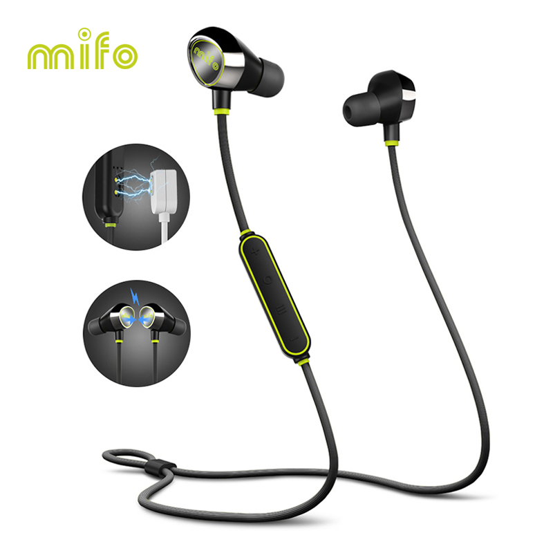 mifo i8 Bluetooth Earphone Magnetic Suction Charging Wireless Headset In-ear Earpiece Sports Stereo Music Earphones For Phones стул silverstone